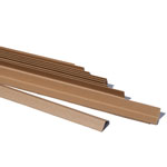 150mm Length - Solid Board Edge Protectors 150mm Length x 35mm x 35mm x 2mm Thick