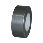 Silver Cloth/Gaffer Tape 50mm width x 50mtr. 6 rolls per pack